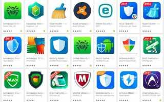 Лучший антивирус для андроид 2020 бесплатно отзывы