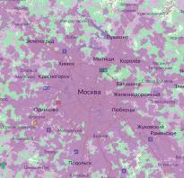 Зона покрытия мегафон омская область карта