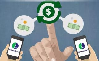 Как перевести деньги с номера мегафон